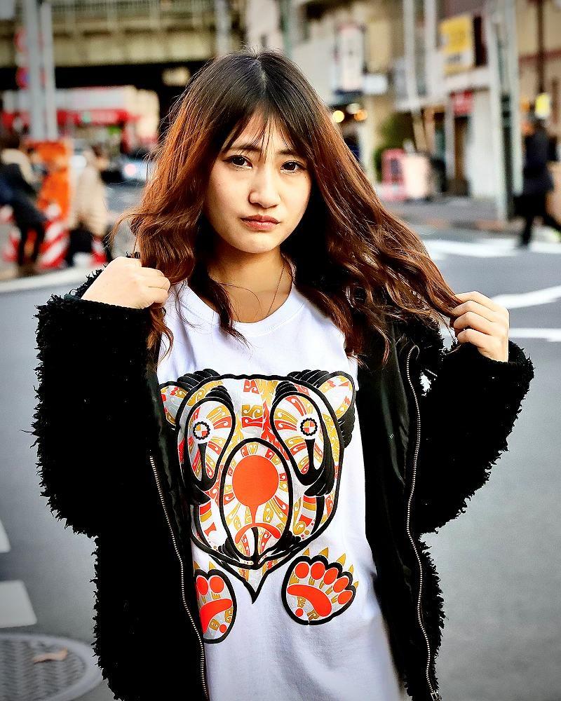【OTACCIMAN】《2色》クマTシャツの画像2